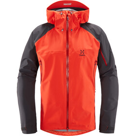 Haglöfs M's Roc Spirit Jacket Pop Red/Slate